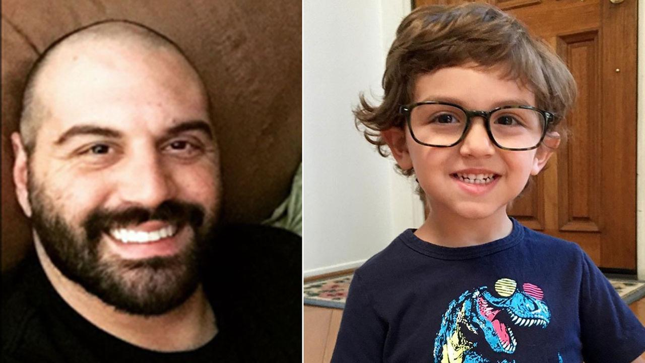Man, 4-year-old son found safe after Simi Valley Amber Alert