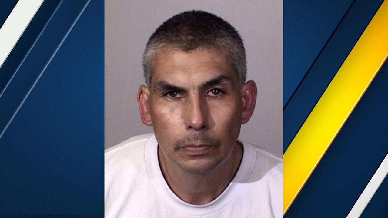 Daniel Miramontes, 41, is shown in a mugshot.