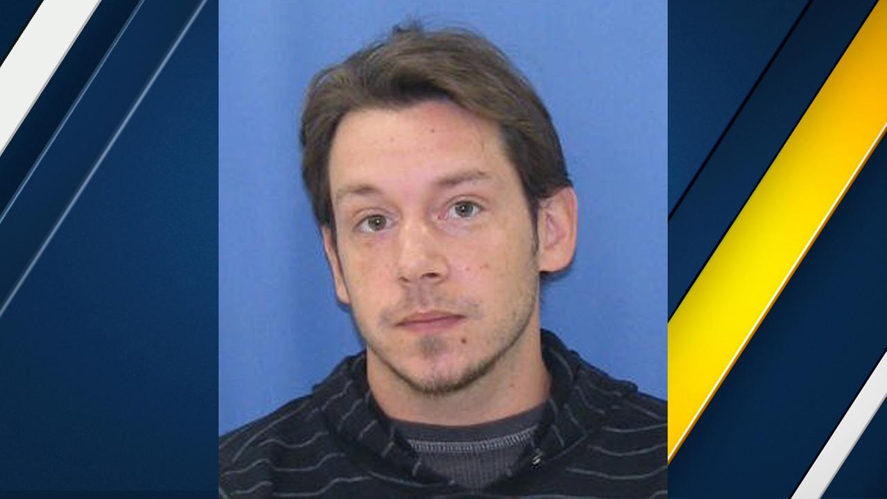 Jason Robison, 32, is seen in a photo released by the Pennsylvania State Police.