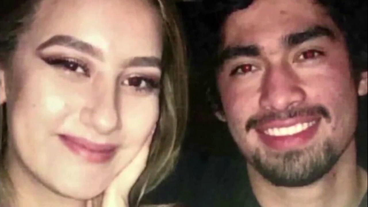 Olivia Hannah Gonzalez, 20, and Brian Fernandez, 21,  left North Hollywood for a trip to Big Sur on Dec 23. Family said the couple was expected to return on Christmas.
