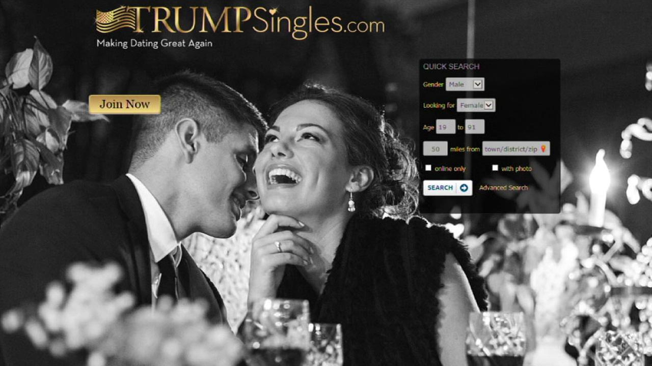SoCal man creates dating site for Donald Trump fans ABC  News