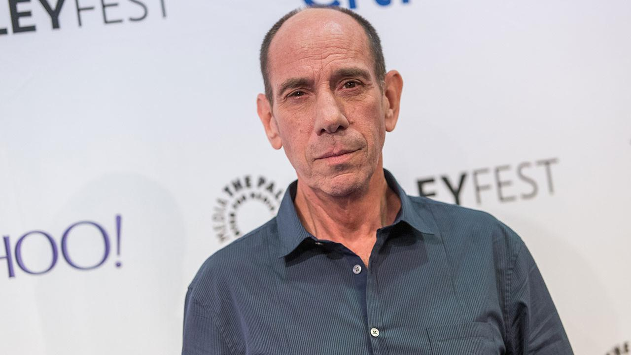 Actor Miguel Ferrer, pictured in 2015, died on Thursday, Jan. 19, 2017 at age 61.
