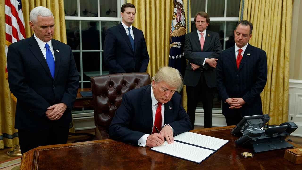 Among his first acts, President Trump signed an executive order to begin the process of dismantling the Affordable Care Act.