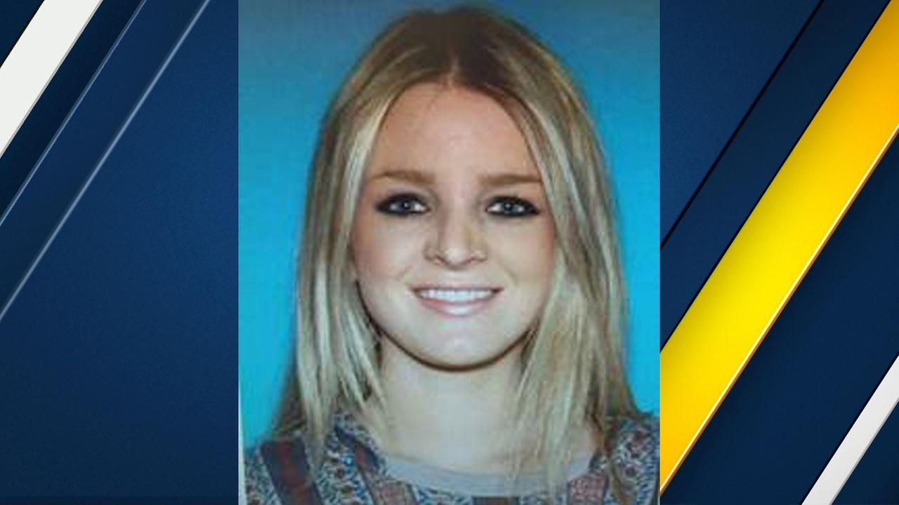 Laura Lynne Stacey, 28, of Denver, Colorado, is shown in a DMV photo. She was reported missing Sunday, Jan. 22, 2017, only a few months after moving to Los Angeles.