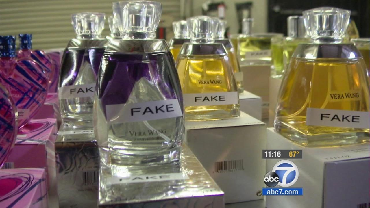 An estimated $1.7 trillion worth of counterfeit products are sold to consumers every year.