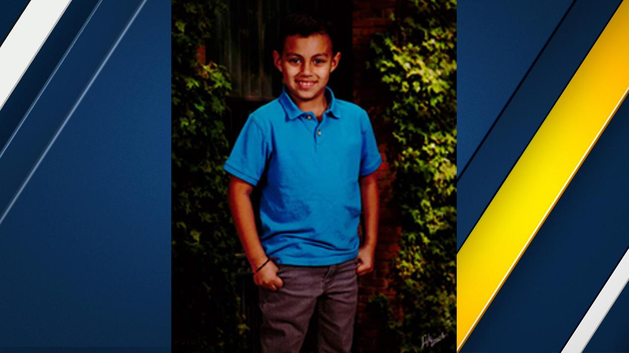 Hector Adriel Flores, 9, is seen in a photo released by the Oxnard Police Department on Monday, Feb. 6, 2017.