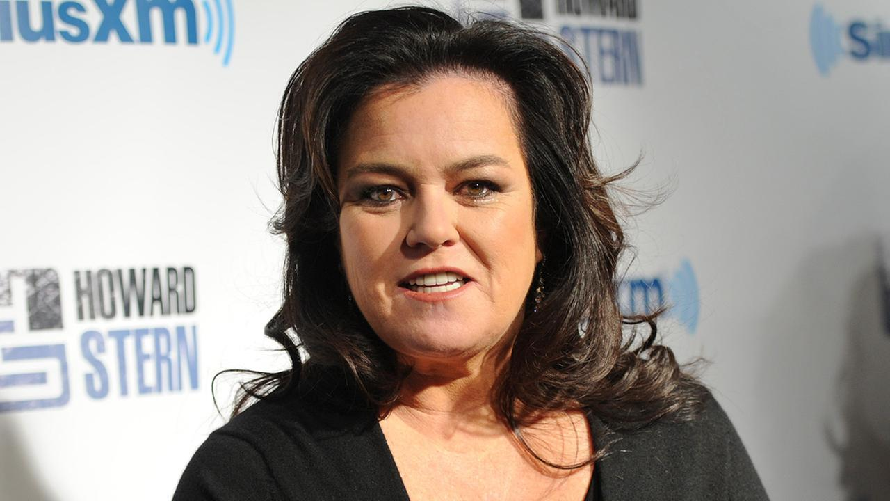 This Jan. 31, 2014 file photo shows television personality Rosie ODonnell at Howard Sterns Birthday Bash, presented by SiriusXM, at the Hammerstein Ballroom in New York.