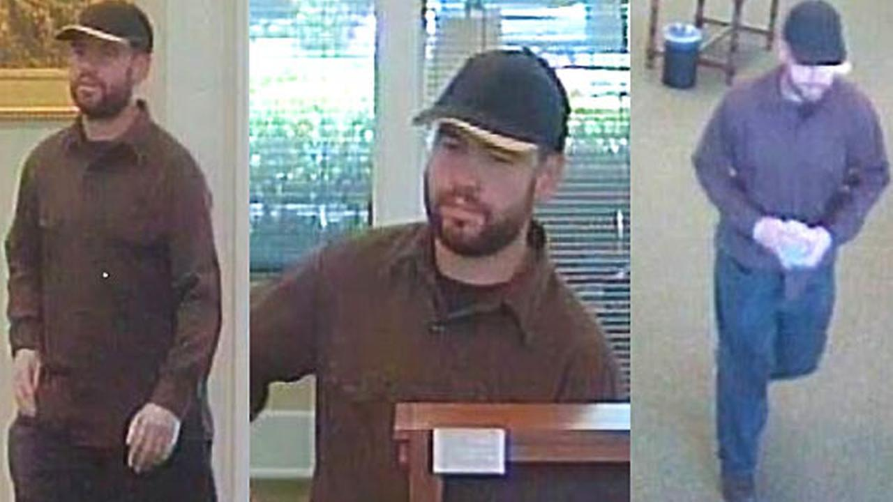 The Riverside County Sheriffs Department is searching for a man who robbed a bank in Temecula on Tuesday, July 8, 2014.