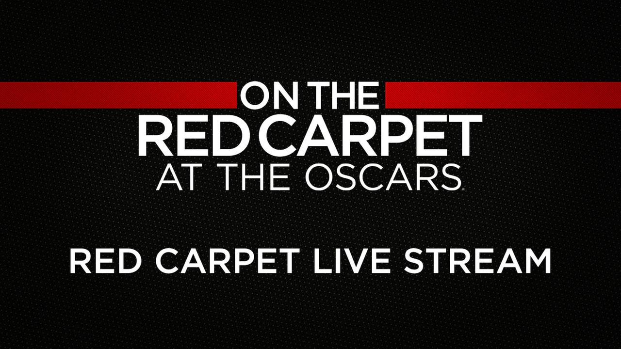 Watch as stars arrive on the Oscar red carpet on Sunday, Feb. 26, 2017.