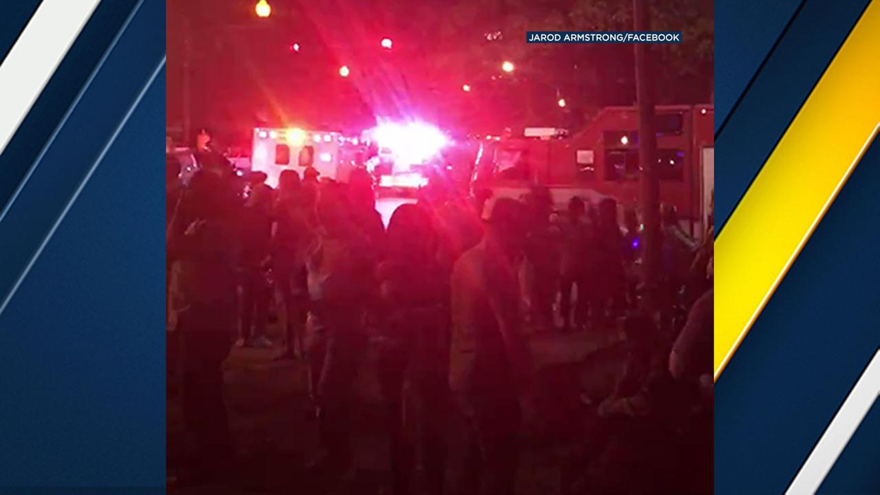 Car plows into New Orleans crowd, injuring 28; driver arrested