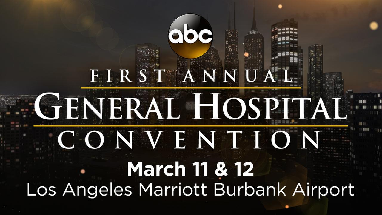 Enter for a chance to win gold weekend admission package to the General Hospital Convention in Burbank