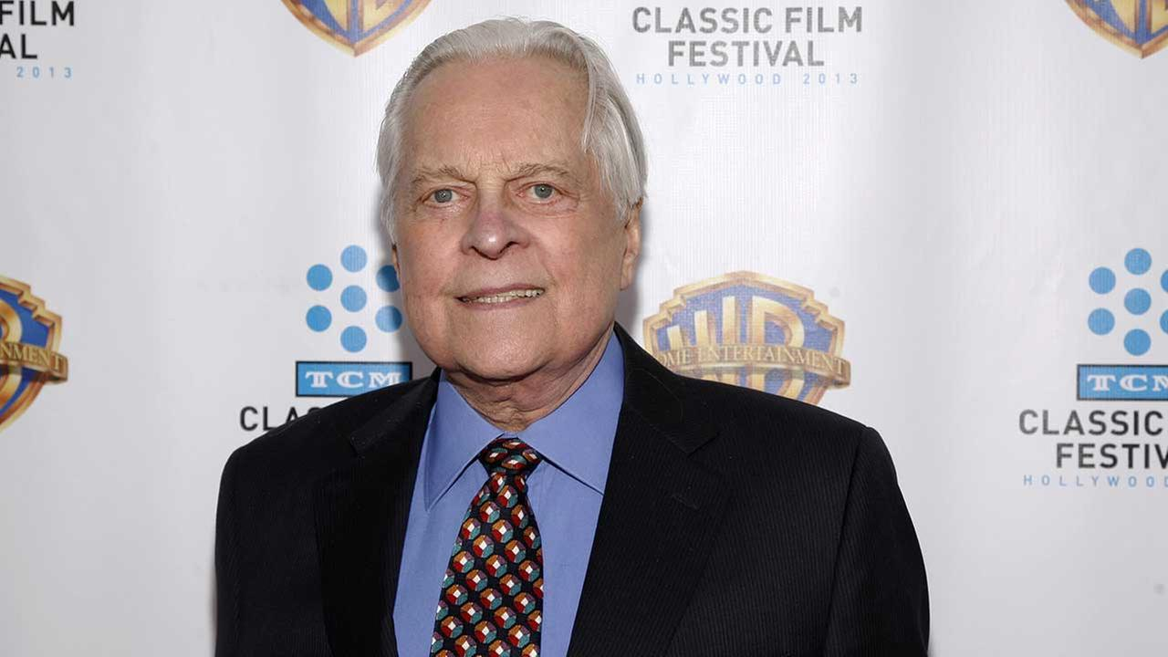 Television personality Robert Osborne attends the Cabaret 40th anniversary screening, at the Ziegfeld Theatre on Thursday, Jan. 31, 2013 in New York.
