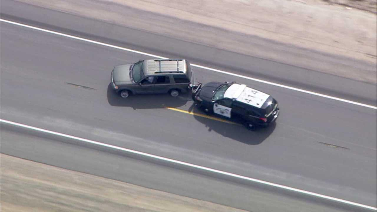 Lancaster suspect tackled at end of high-speed chase