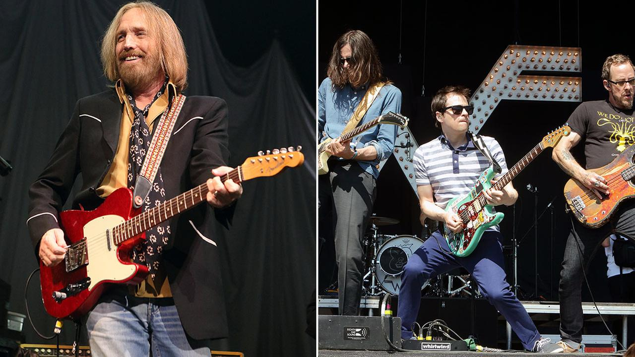 Arroyo Seco: Tom Petty, Mumford & Sons, Weezer to headline Pasadena music festival