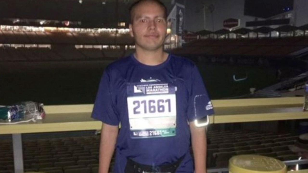 Man, 21, with autism missing after finishing LA Marathon