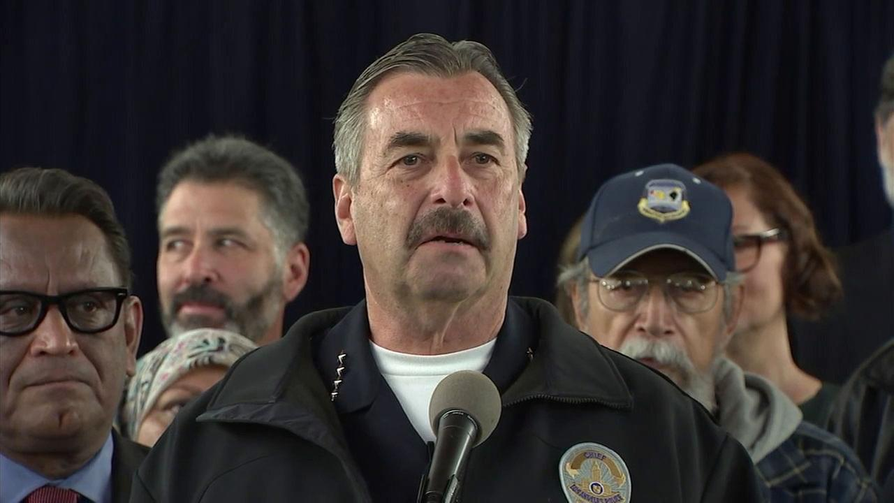 The LAPD and Chief Charlie Beck are expressing concerns that fear is keeping some immigrants from reporting crime.
