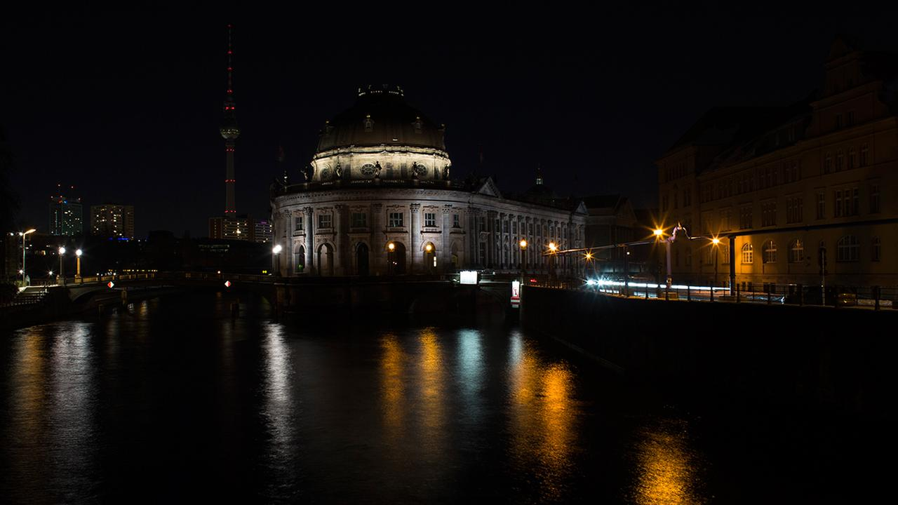 The Bode Museum at the Museum Island in Berlin, on Saturday, March 23, 2013.