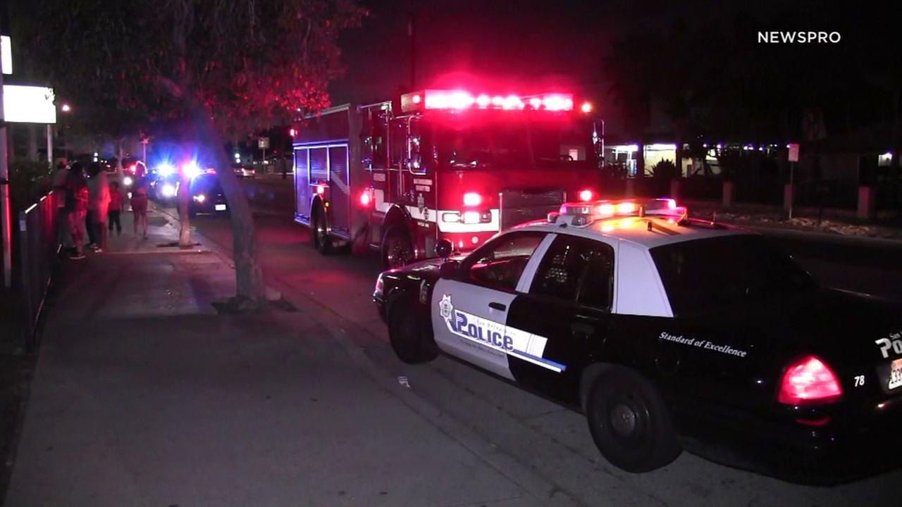 2 killed in San Bernardino shooting