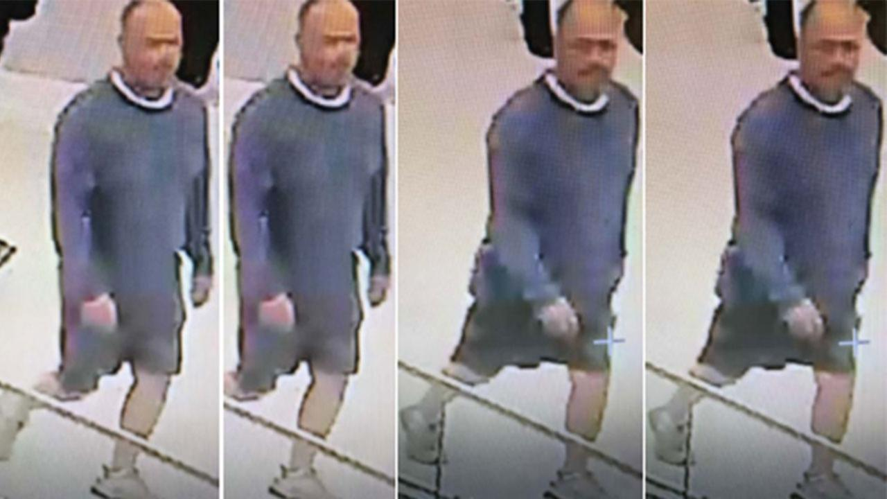 Torrance police are looking for this man in connection with an alleged sexual battery at the Del Amo Fashion Center on Feb. 21, 2017.