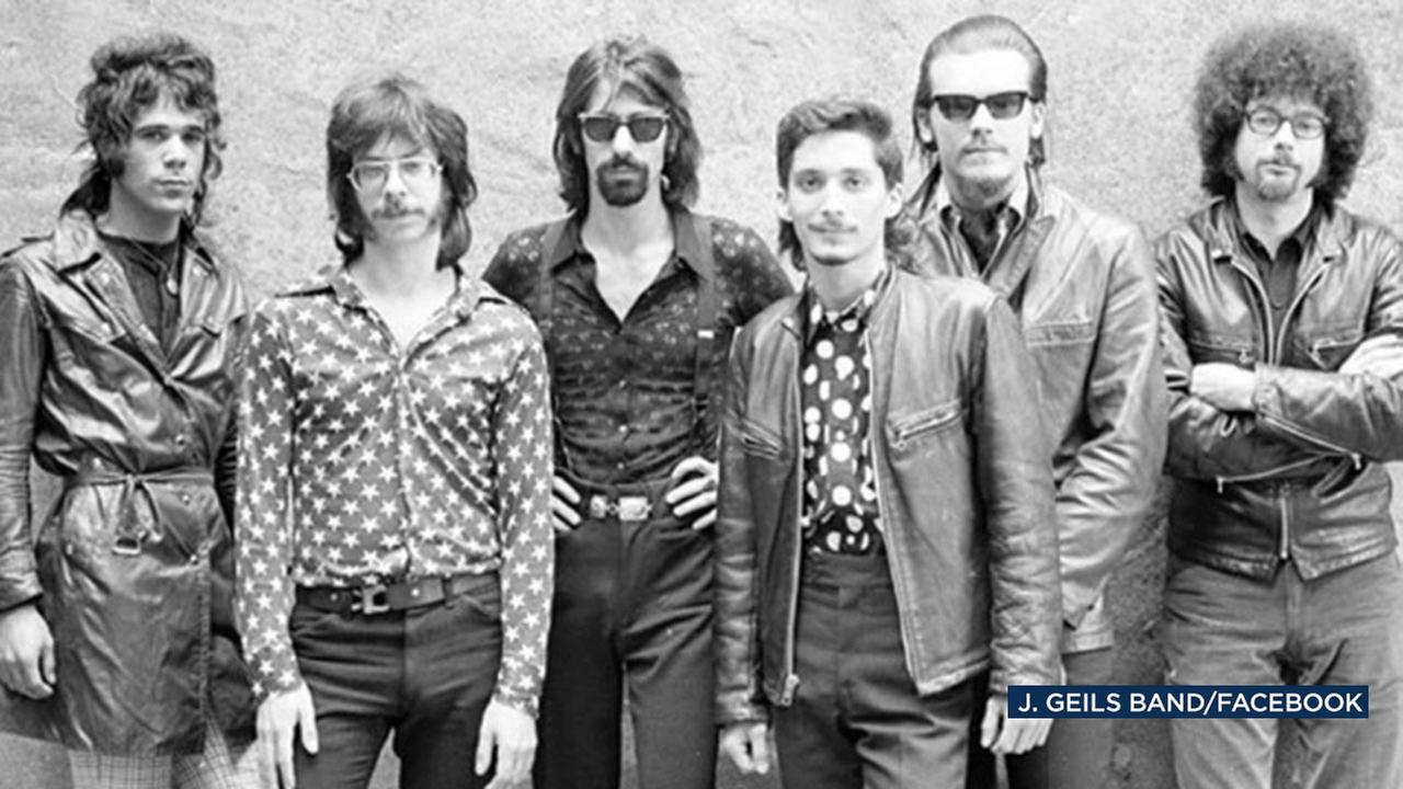 Musician John Warren Geils Jr. of the J. Geils Band has died.