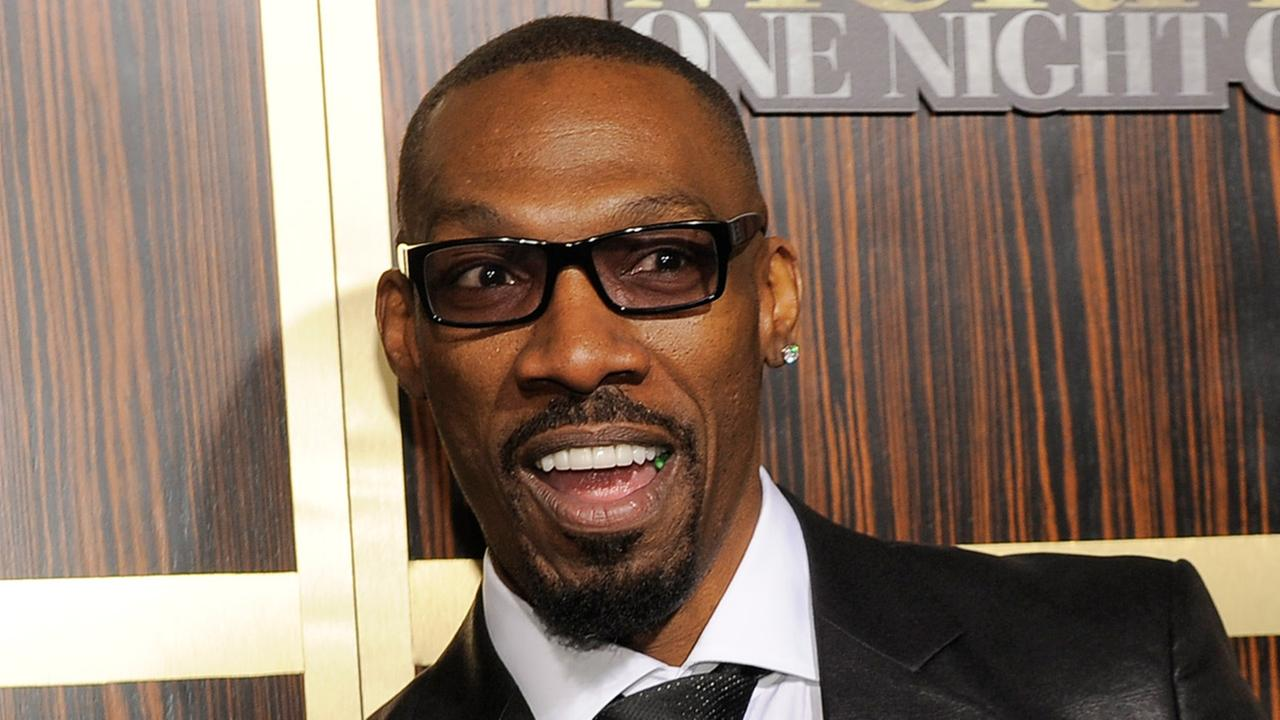 Charlie Murphy poses at Eddie Murphy: One Night Only, a celebration of Murphys career at the Saban Theater on Saturday, Nov. 3, 2012, in Beverly Hills.