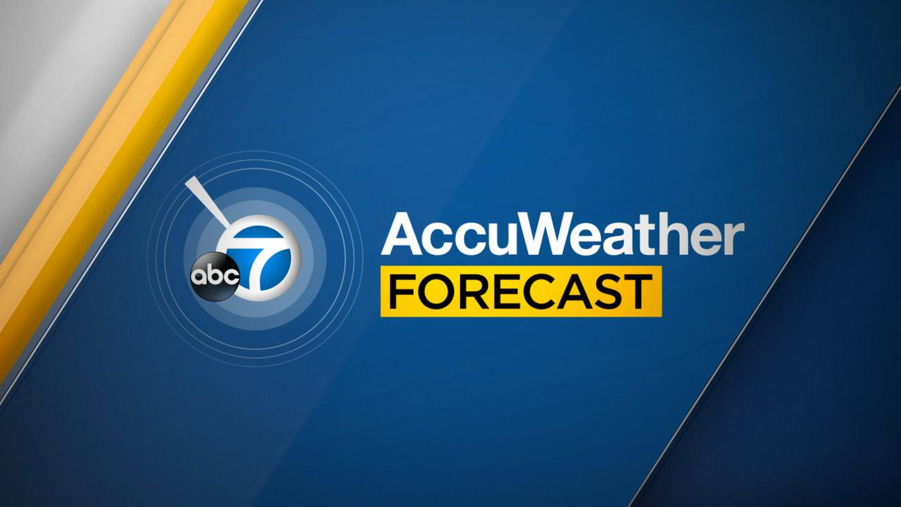 Southern California weather forecast Monday