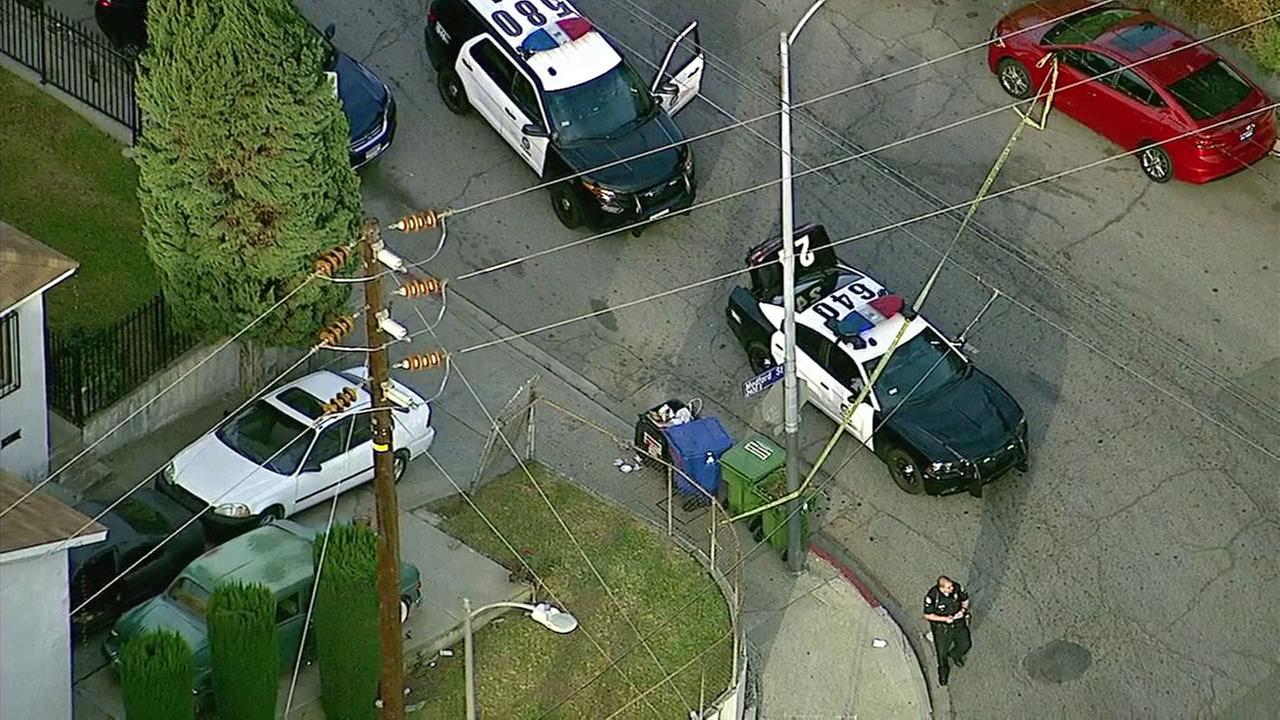 Boy, 15, injured in Lincoln Heights shooting