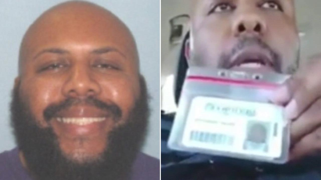 Suspected Facebook killer Steve Stephens shot and killed himself in Erie, Pennsylvania, on Tuesday, April 18, 2017, according to police.