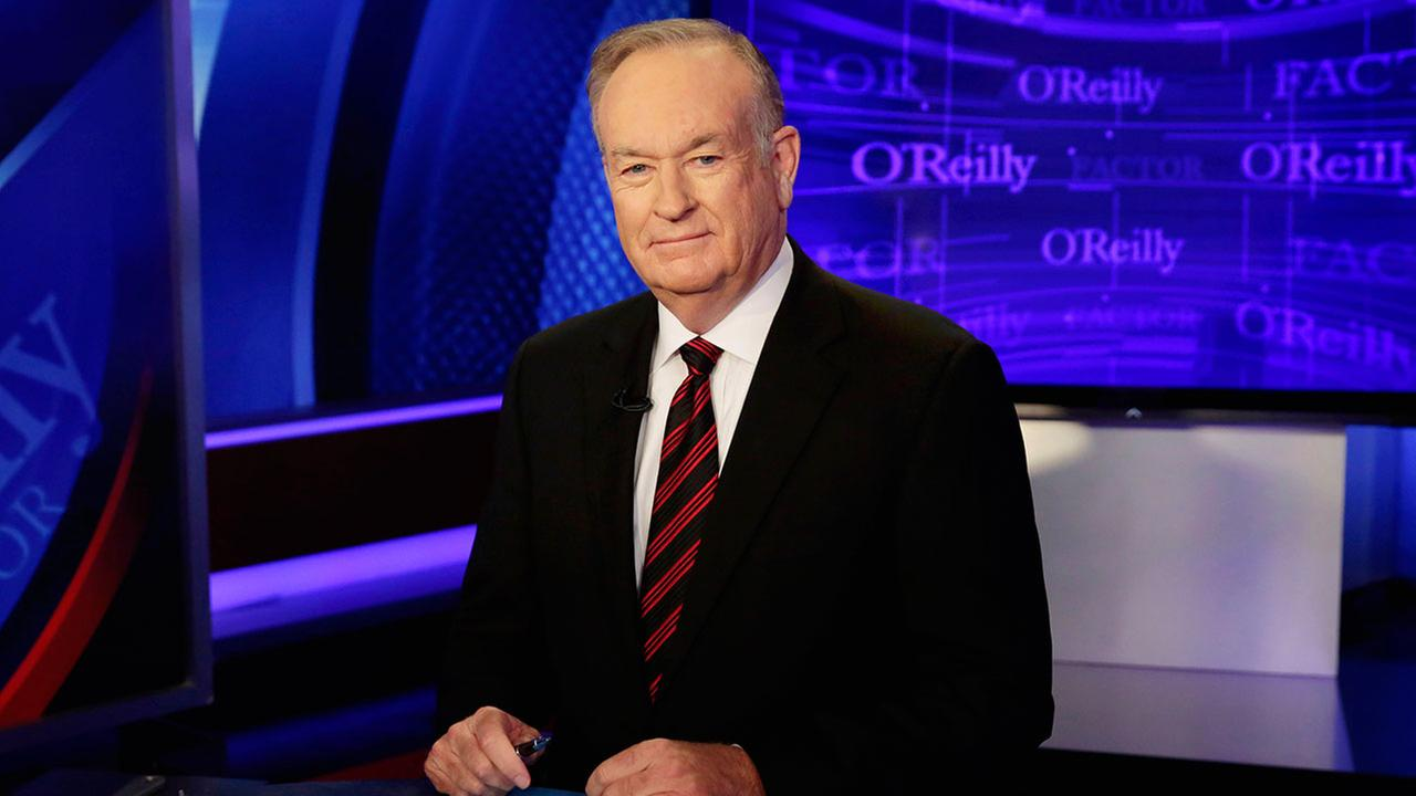 Host Bill OReilly of The OReilly Factor program, on the Fox News Channel, poses for photos in New York on Oct. 1, 2015.