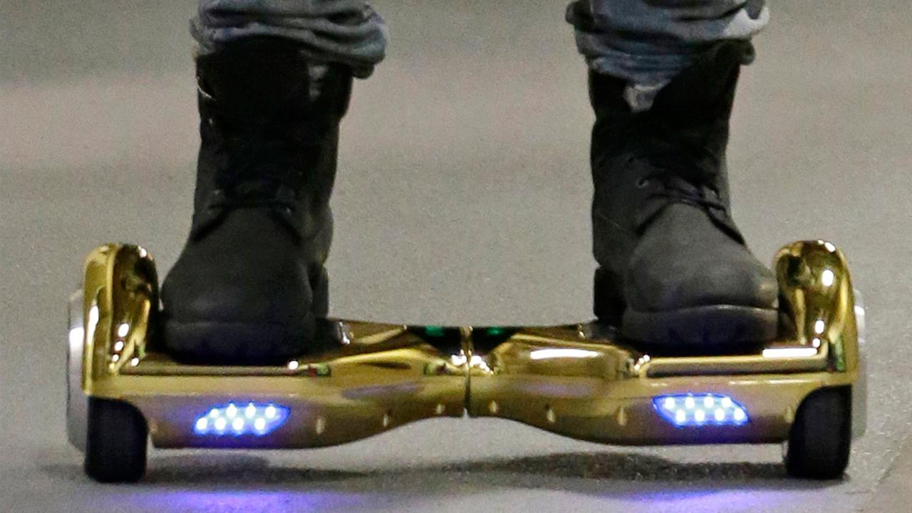 Prosecutors: Dentist pulled tooth while riding hoverboard