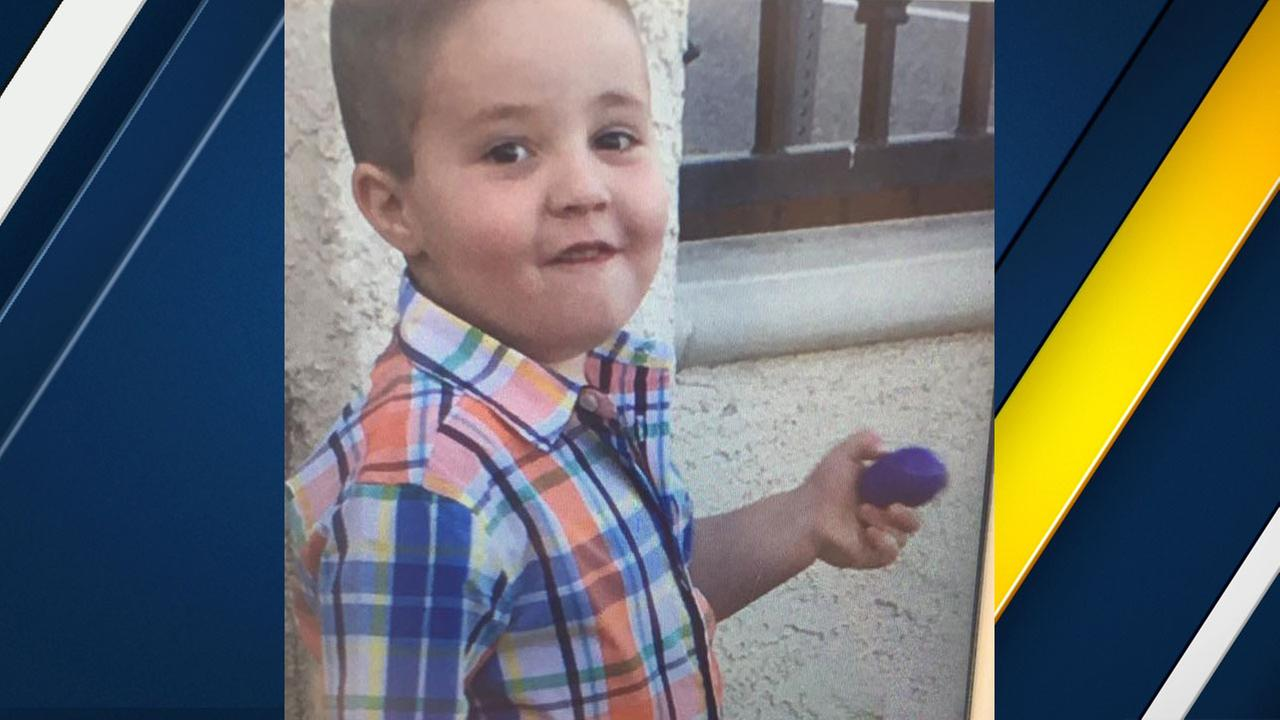 Police search for missing boy in California; father arrested