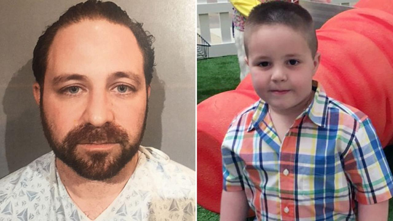 Aramazd Andressian, 35, had been held on $10 million bail after his son, 5-year-old Aramazd Andressian Jr., was reported missing.