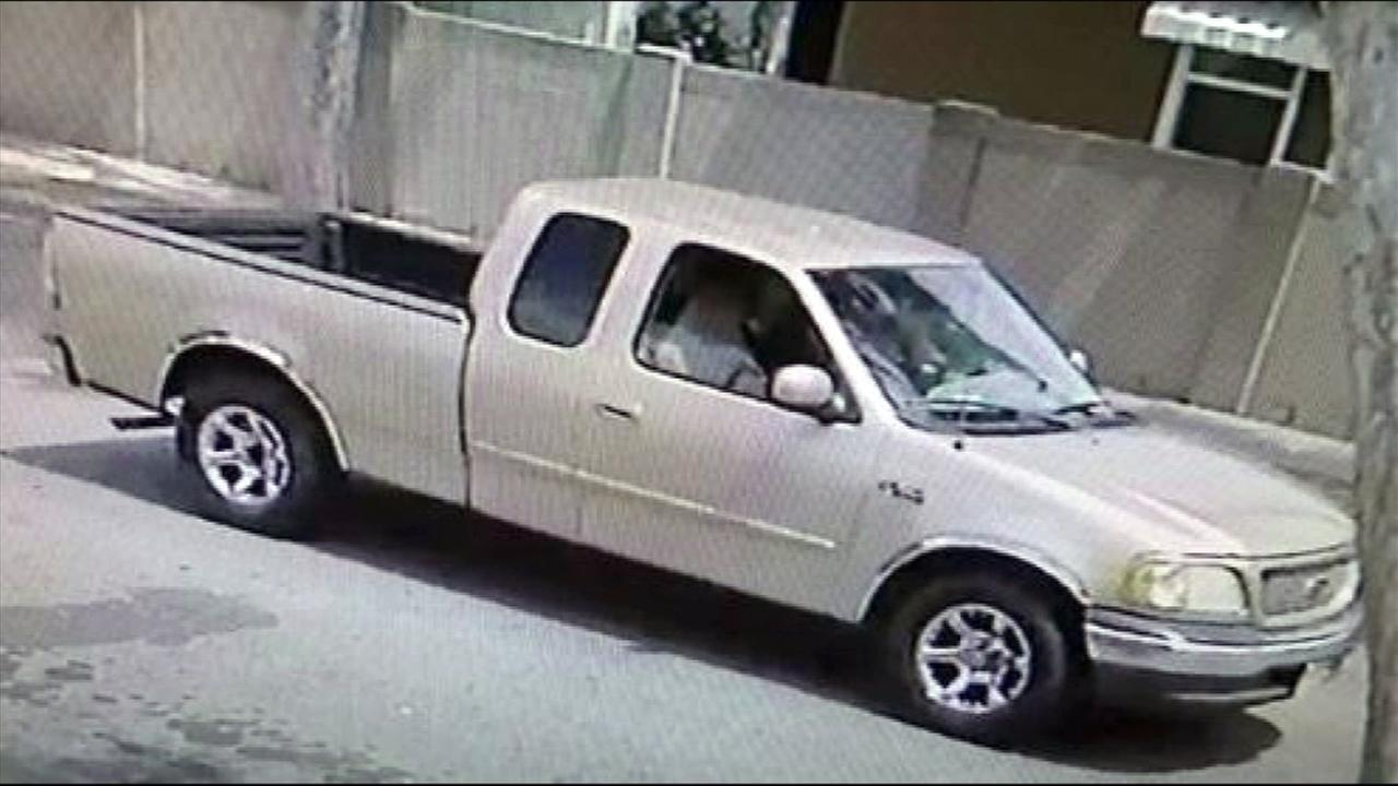 Authorities said a 16-year-old girl was walking home from school in Fullerton when a man tried to get her in his truck on Monday, April 24, 2017.