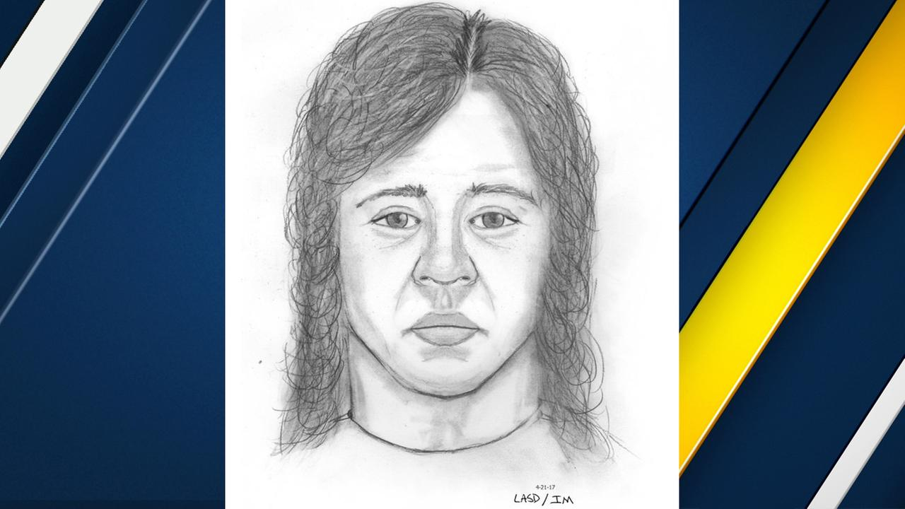 The Los Angeles County Sheriffs Department released a sketch of a child annoyance suspect  wanted in the Covina area.