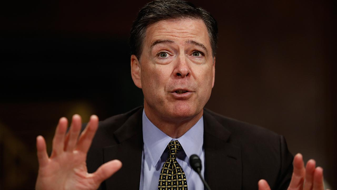 FBI Director James Comey says he had to tell Congress of Clinton emails