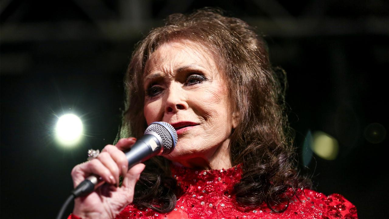 In this March 17, 2016 file photo, Loretta Lynn performs at the BBC Music Showcase at Stubbs during South By Southwest in Austin, Texas.