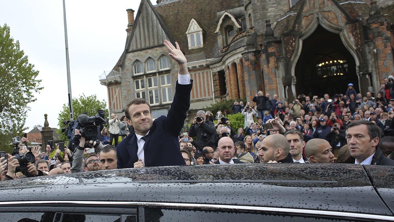 Emmanuel Macron wins French presidency, prime minister says
