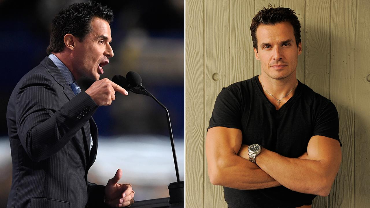 Actor Antonio Sabato Jr. running for Congress in Southern California