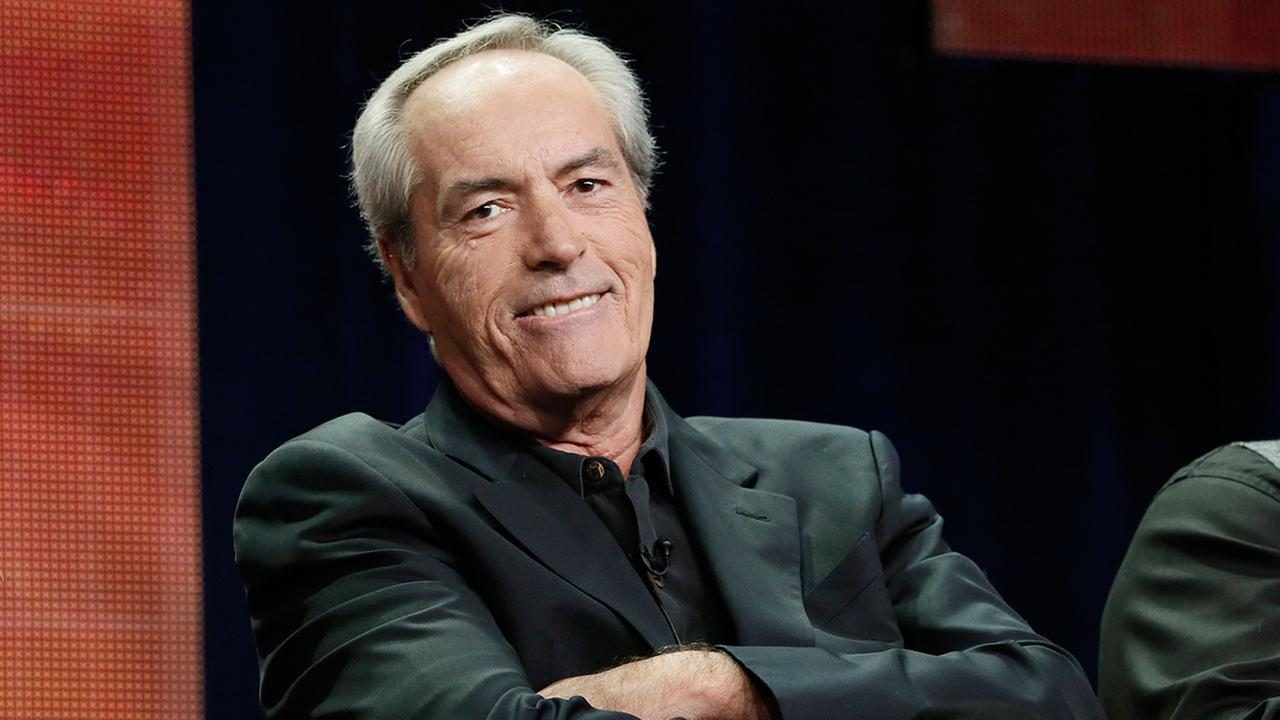 Actor Powers Boothe, attending a panel for the show Nashville on July 27, 2012 in Beverly Hills.
