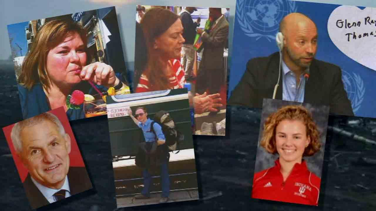 The downing of Malaysia Airlines Flight 17 claimed victims from 11 countries and all walks of life.
