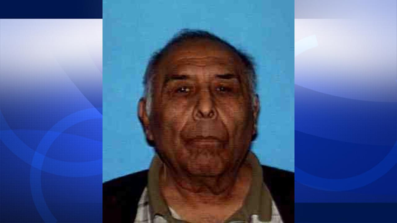 John Preciado, 85, is shown in the photo above.