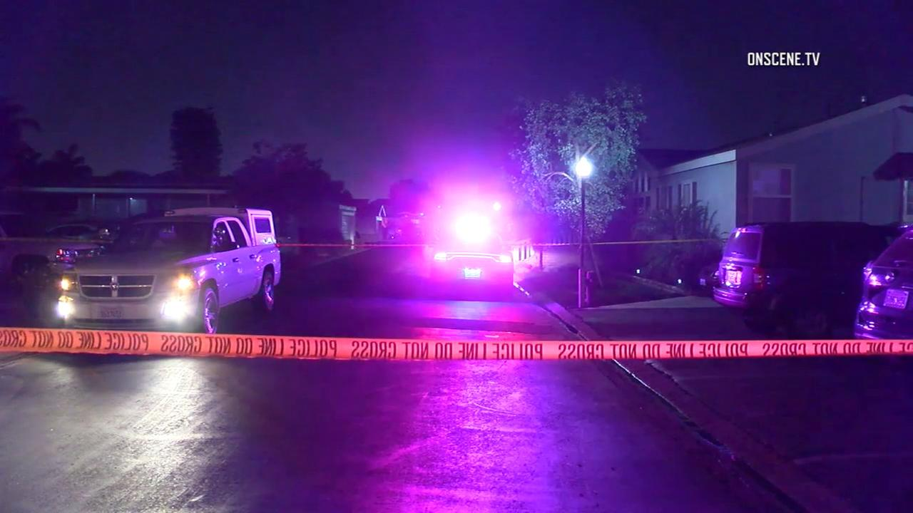Off-duty corrections officer critically injured in bat attack in Anaheim; teen son arrested