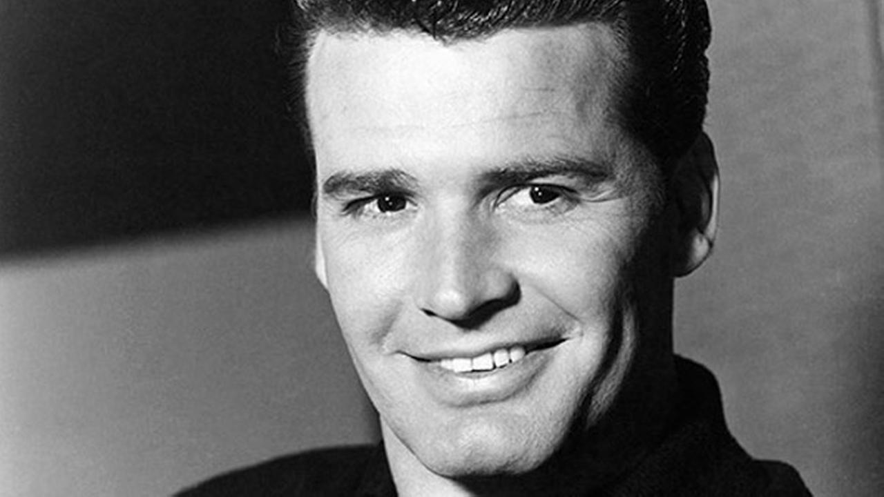 James Garner is seen in this photo from January 1958.