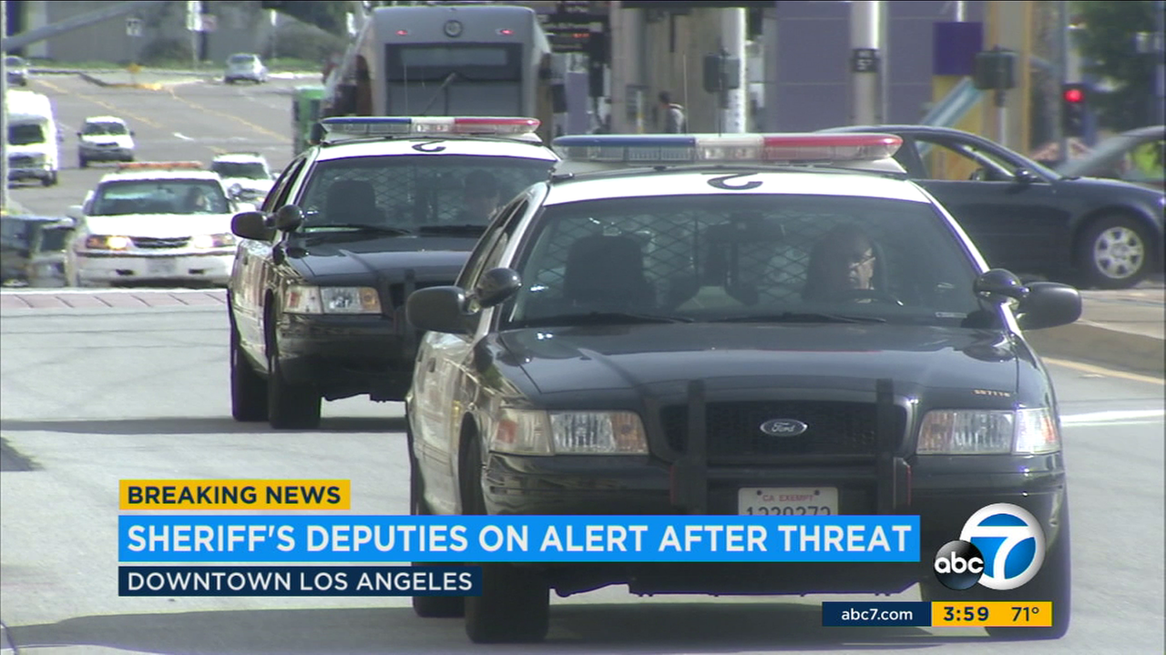 The Los Angeles County Sheriffs Department is warning SoCal law enforcement to be extra vigilant amid a new threat by gangs to target officers.