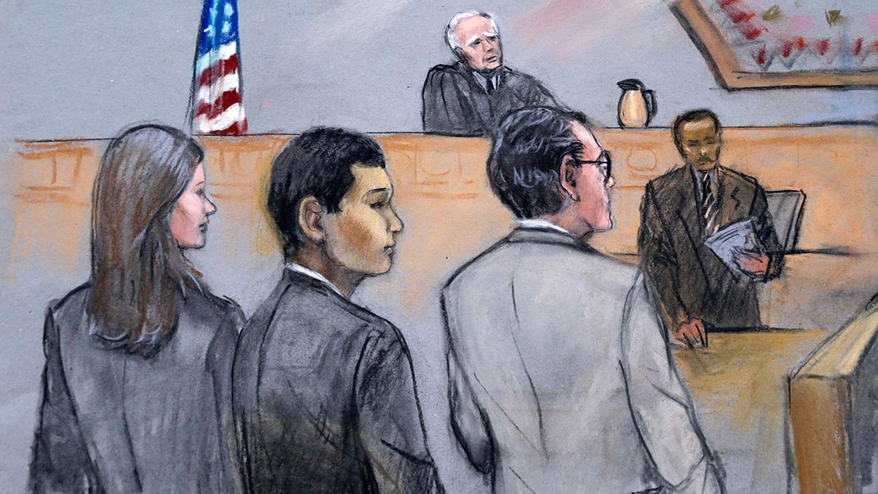 Boston Marathon suspect's friend guilty of impeding probe>