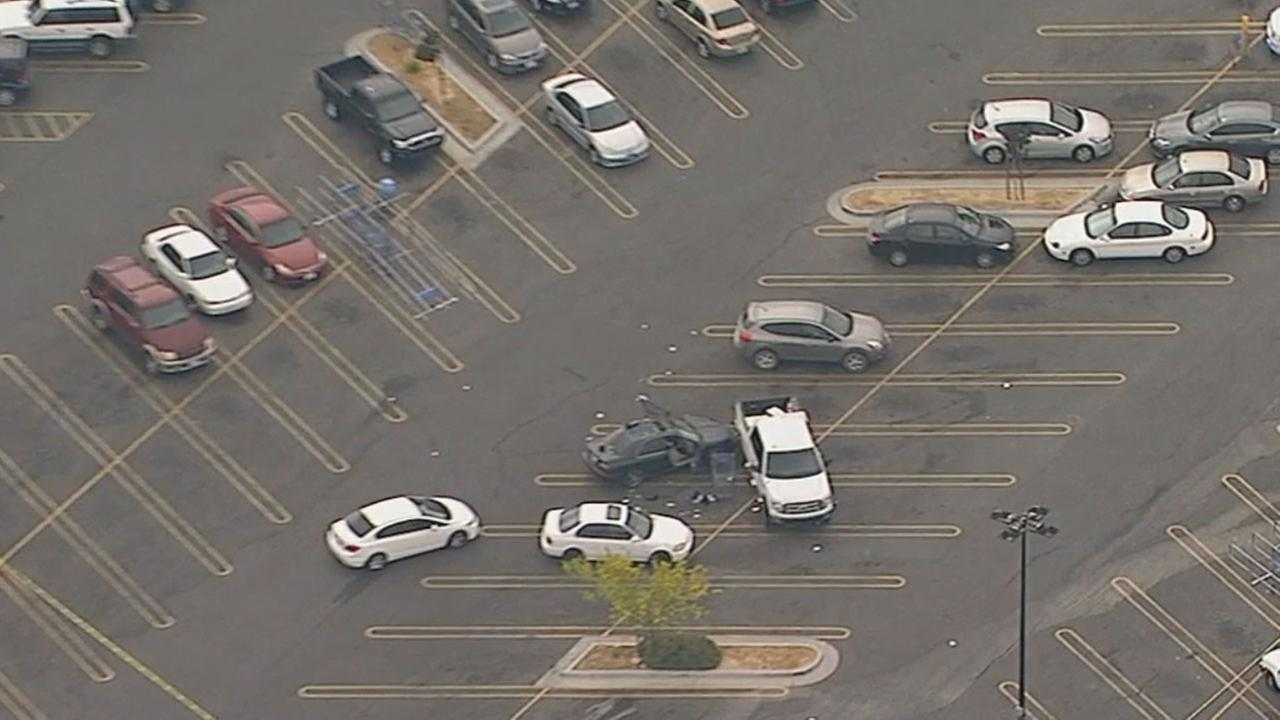 Dead, 1 Wounded in Shooting With Deputy at Hesperia Wal-Mart