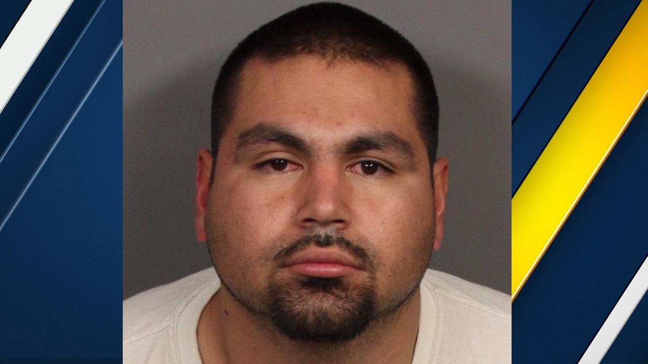 Gildardo Davila, a 27 year-old man accused of shooting a Riverside County sheriffs deputy in Coachella, was in custody on Thursday, June 1, 2017.