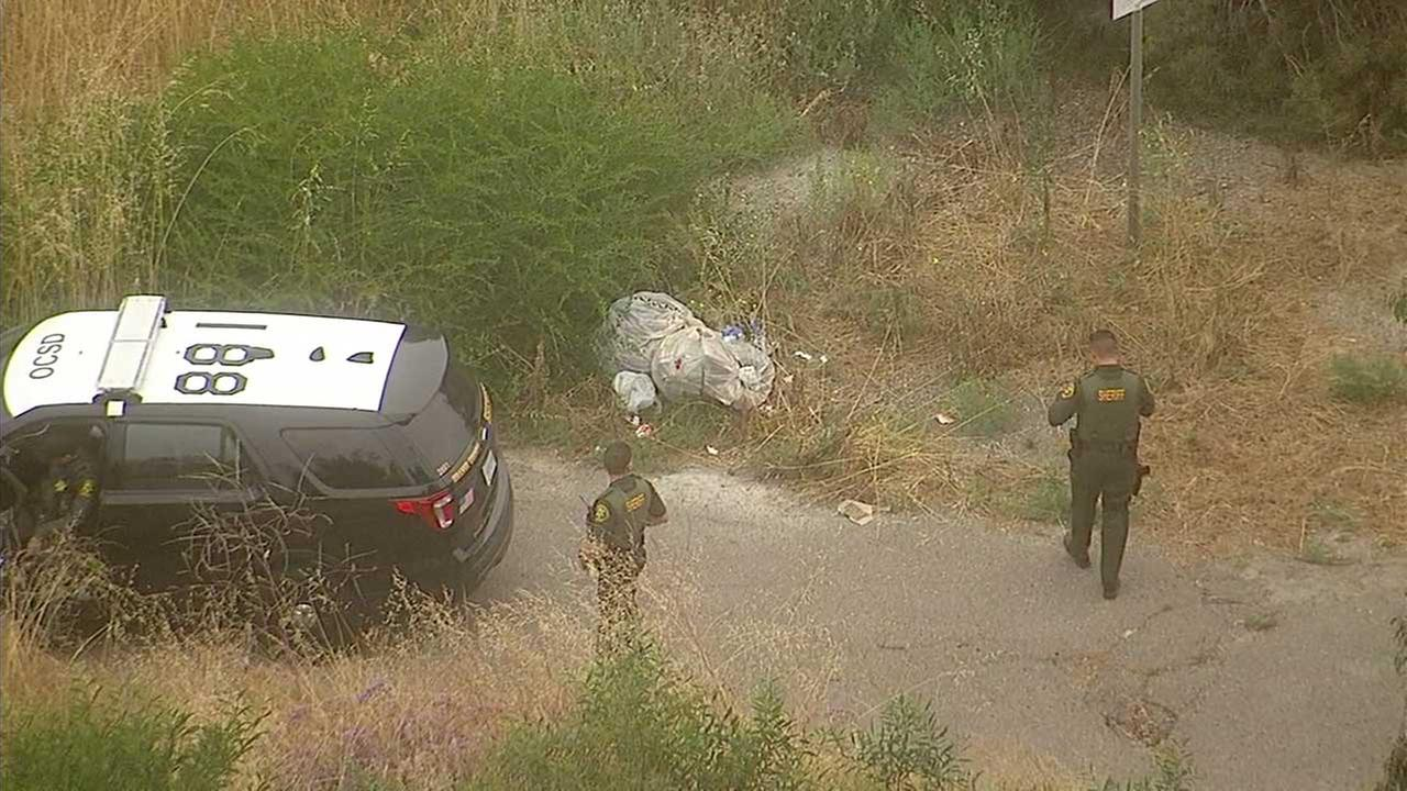 Human skull found in rural area of San Clemente