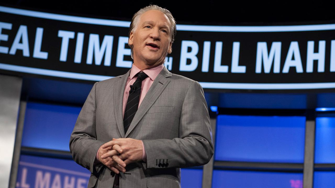 In this Jan. 25, 2013, file photo provided by HBO, Bill Maher hosts Real Time with Bill Maher in Los Angeles.
