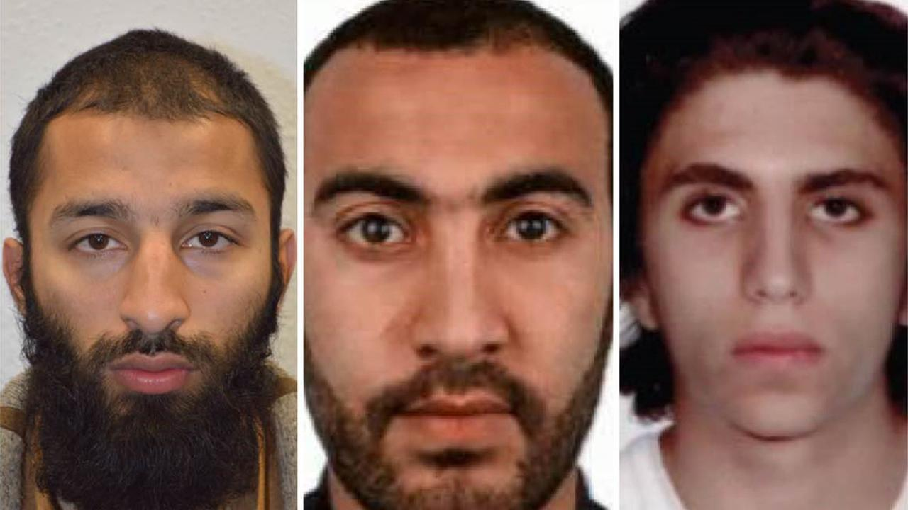 British police named the third London Bridge attacker as 22-year-old Youssef Zaghba. The other two attackers were named as Khuram Shazad Butt and Rachid Redouane.